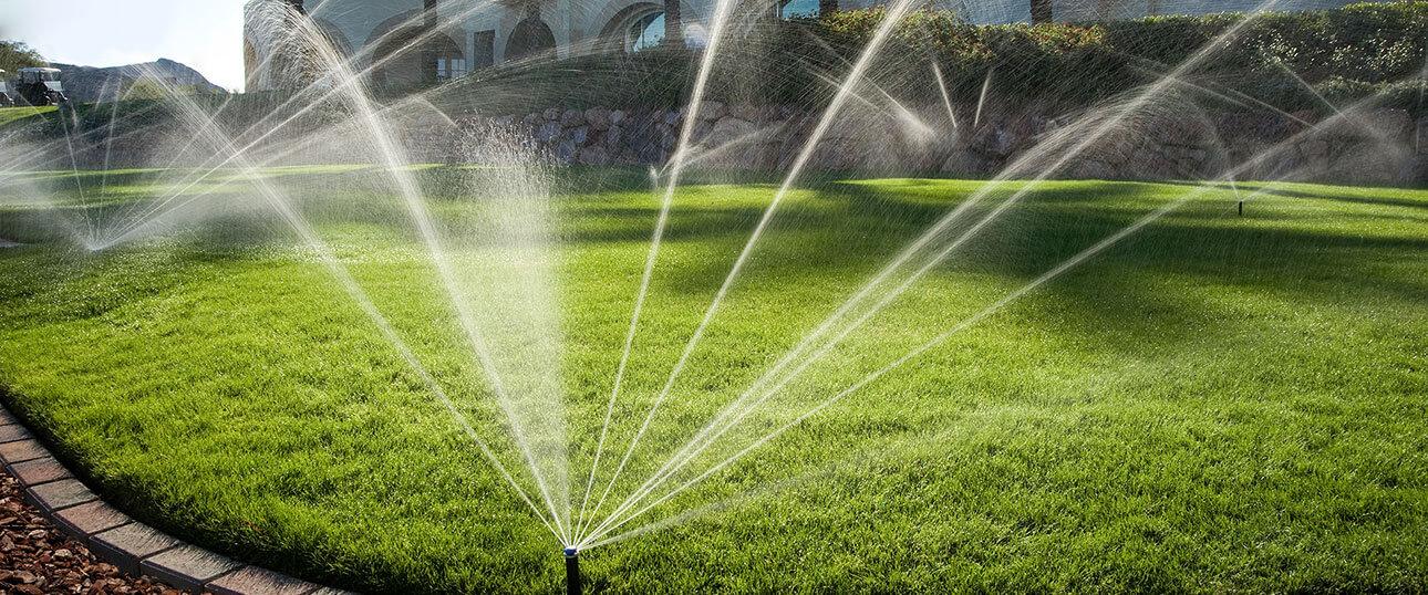nawadnianie ogrodów i terenów zielonych